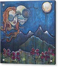 Luna Our Love Eternal Acrylic Print