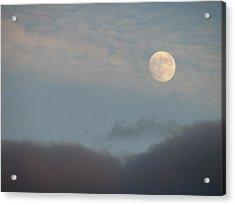 Lunar Acrylic Print