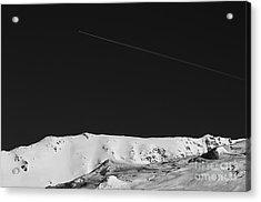 Lunar Landscape Acrylic Print