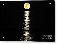 Lunar Lane Acrylic Print by Al Powell Photography USA