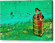 Lunch Box Acrylic Print by Prakash Ghai