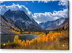 Lundy Lake Acrylic Print