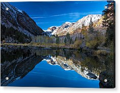 Lundys Reflection Acrylic Print