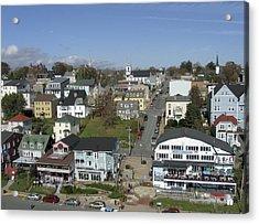 Lunenburg, Nova Scotia Acrylic Print