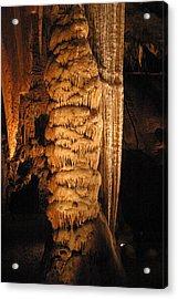 Luray Caverns - 1212122 Acrylic Print by DC Photographer