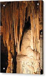 Luray Caverns - 1212145 Acrylic Print by DC Photographer