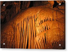 Luray Caverns - 1212152 Acrylic Print by DC Photographer