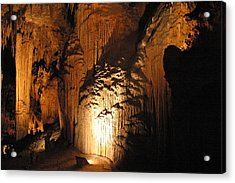 Luray Caverns - 121280 Acrylic Print by DC Photographer