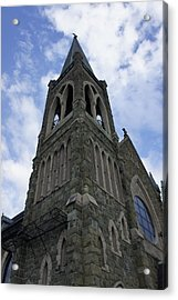 Acrylic Print featuring the photograph Luray Chapel by Laurie Perry