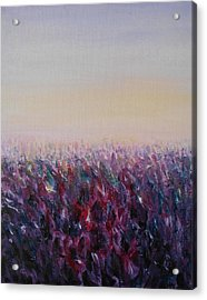 Luscious Acrylic Print by Jane  See