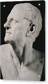 Lysimachus 355-281 Bc. King Of Thrace Acrylic Print by Everett