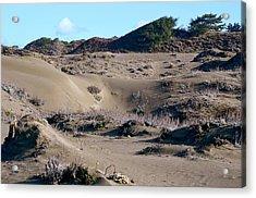 Ma-le'l Dunes 2 Acrylic Print