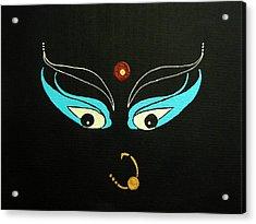 Maa Kali II Acrylic Print