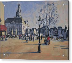 Maastricht On The Last Day Of 2014 Acrylic Print