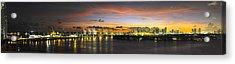 Macarthur Causeway Bridge Acrylic Print