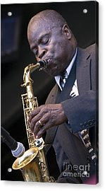 Maceo Parker Acrylic Print