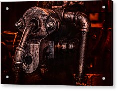Machine Head Acrylic Print