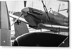 Machines Of War Acrylic Print by Ross Henton