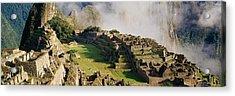 Machu Picchu, Peru Acrylic Print by Panoramic Images