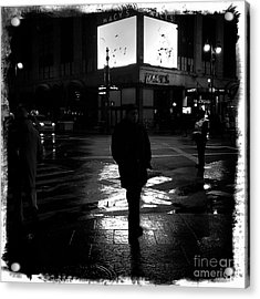Macy's - 34th Street Acrylic Print by James Aiken