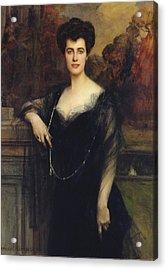 Madame Faure, 1901 Oil On Canvas Acrylic Print