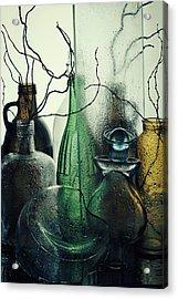 Madame Acrylic Print