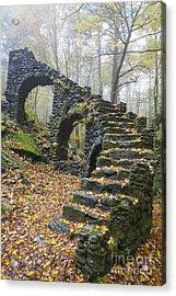 Madame Sherri Forest - Chesterfield New Hampshire Usa Acrylic Print