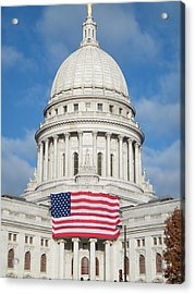 Madison Dome Acrylic Print