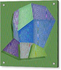 Madison Acrylic Print by Gareth Lewis