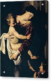 Madonna Di Loreto Acrylic Print