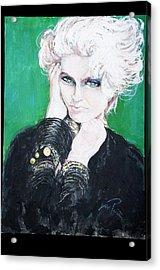Madonna  Acrylic Print by Jade Pasteur
