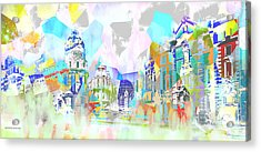 Madrid 1 Acrylic Print