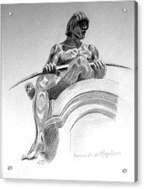 Magellan Memorial Acrylic Print
