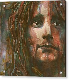 Maggie May  Acrylic Print by Paul Lovering
