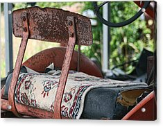 Magic Carpet Ride Southern Style Acrylic Print by Kathy Clark