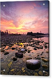 Magic Morning II Acrylic Print