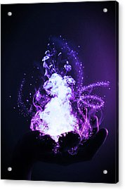 Magic Acrylic Print by Nicklas Gustafsson