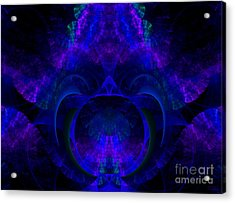 Magic Of Night Acrylic Print