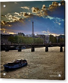 Magic Paris Acrylic Print