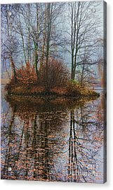 Magic Reflection Acrylic Print