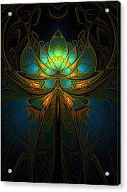 Magical Acrylic Print