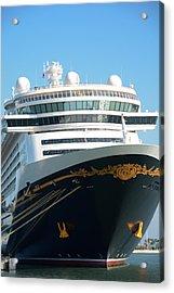 Magical Cruise Acrylic Print