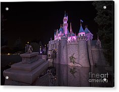 Magical Disney Acrylic Print