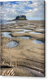 Acrylic Print featuring the photograph Magical Maine by Tammy Wetzel