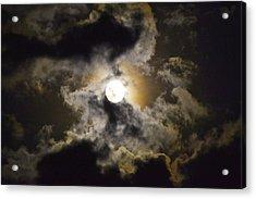 Magical Moon Acrylic Print
