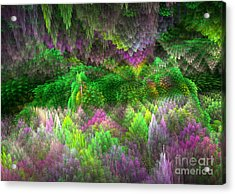 Magical Mystery Woods Acrylic Print
