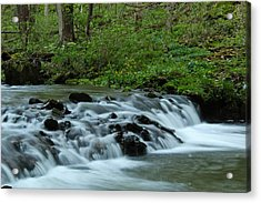 Acrylic Print featuring the photograph Magical River by Julie Andel