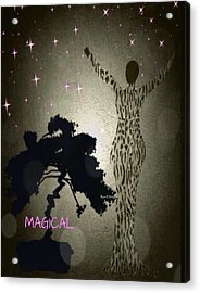 Magical Acrylic Print