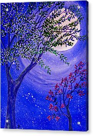 Magical Spring Acrylic Print