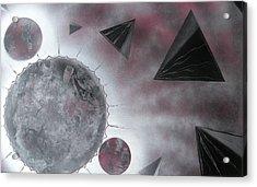 Magnetic Acrylic Print